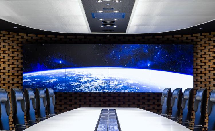 快適な会議環境のために集結した最新鋭のテクノロジー