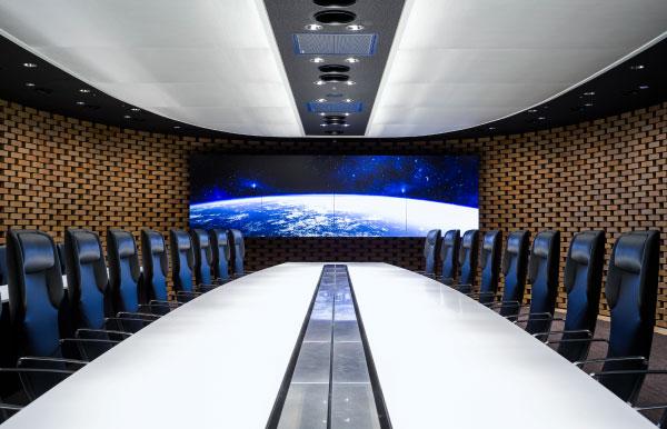 メイン会議室